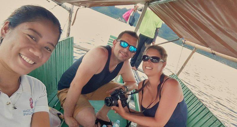 Anda Fire flies and seaweed farm tour
