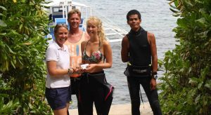 PADI Open Water at Magic Resorts