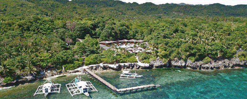 View Magic Oceans Dive Resort Philippines