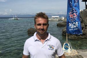 PADI Course Director Jamie