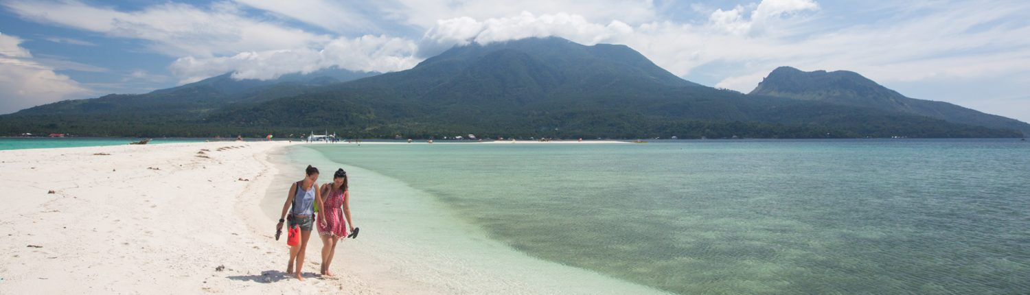 Magic Oceans Island hopping Camiguin island dive trip
