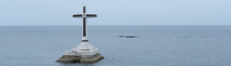 Magic Oceans Sunken Cemetery Camiguin Island Bohol