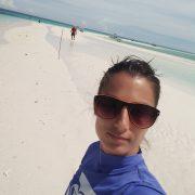 Camiguin trip selfie Jessica Stroet
