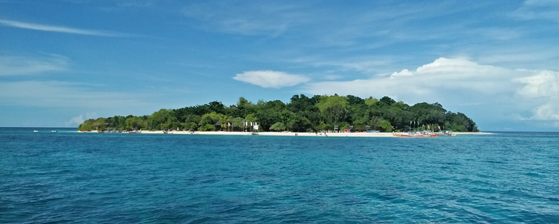 Camiguin island hopping with Magic Oceans
