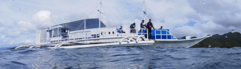 Boat Magic Oceans Camiguin divetrip
