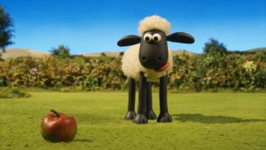 Shaun the Sheep by Aardman Animations