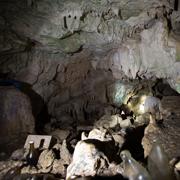 Shamman Cave Lamanok