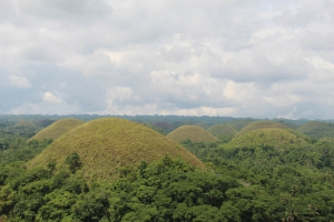 Chocolate Hills Bohol Magic Oceans