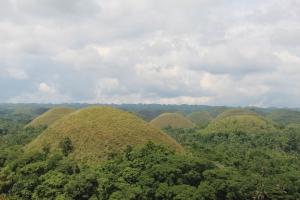 Chocolate Hills Bohol Magic Oceans