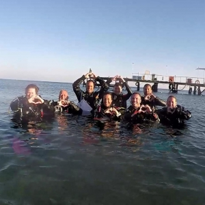PADI IDC Magic Oceans & Pro Dive UK